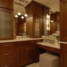 Contemporary Bathroom by Steiner Design Interiors