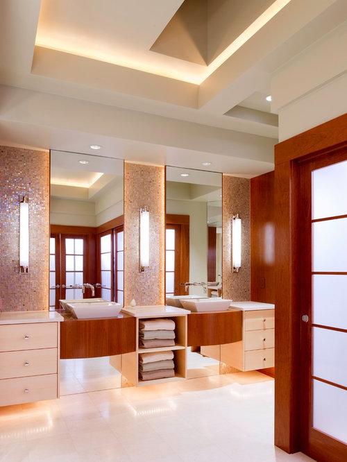 Medium Sized Contemporary Bathroom Design Ideas ...
