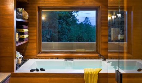 Bring the Calming Natural Elements of Asia Into Your Bathroom