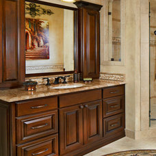Traditional Bathroom by Euro Design/Build/Remodel
