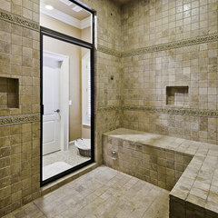 traditional bathroom by Celtic Custom Homes