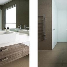 Modern Bathroom by make interiors