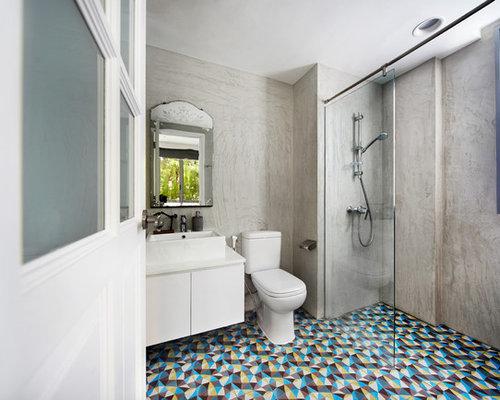 bathroom design photos. 6,564 Industrial Bathroom Design Photos