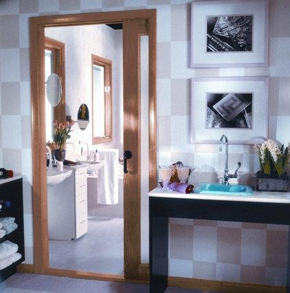 Contemporary Bathroom by Johnson Hardware