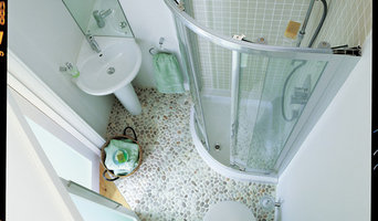 Space Saving Shower Room