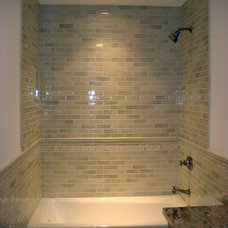 Contemporary Bathroom by Pratt and Larson Ceramics