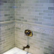 Contemporary Bathroom by Pratt and Larson Ceramics