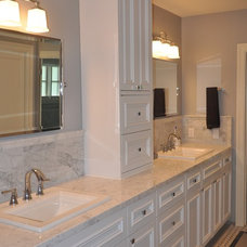 Traditional Bathroom by Ford Creative Group