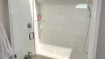 Spacious West Chester Master Bathroom Remodel with Skylight Under $38K