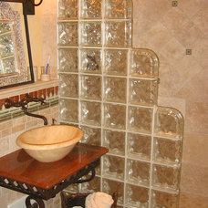 Traditional Bathroom by Timothy J. Droney General Contractor