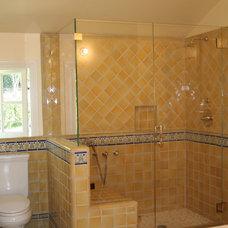 Mediterranean Bathroom by Custom Spaces Design