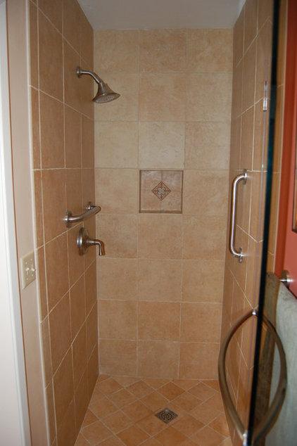 Mediterranean Bathroom by Inside-Out Designs