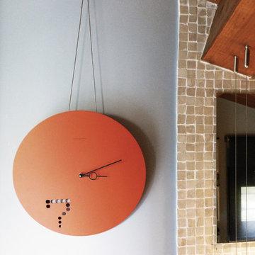 Spazio Mini - l'orologio
