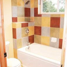 Traditional Bathroom by McCown, McCown, Inc.