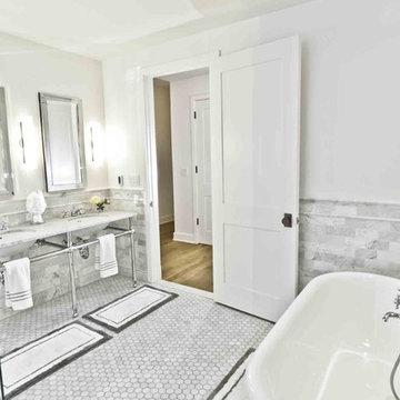 Spice Warehouse Tribeca Loft Master Bathroom