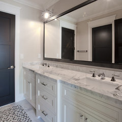 bathroom by Spinnaker Development
