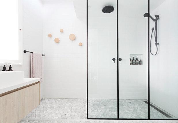 Modern Badezimmer Spinzi Design