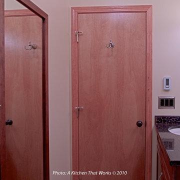 Split Level Bathroom Remodel