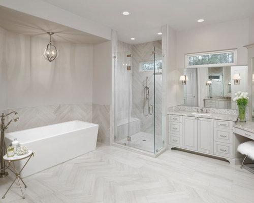 Takbelysning Dusch : Foton och badrumsinspiration för badrum med en dusch i alkov