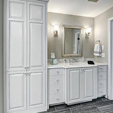 Traditional Bathroom by Knight Construction Design | Chanhassen, Minnesota