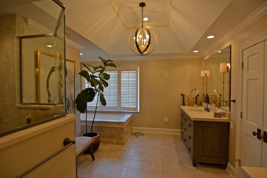 Springmill Streams Master Bath Remodel
