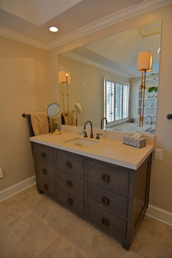 Springmill Streams Master Bath Remodel