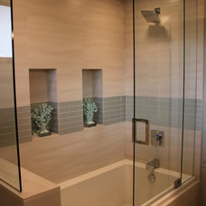 Contemporary Bathroom St Andrews Heights