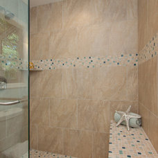 Contemporary Bathroom by LL Cool Homes