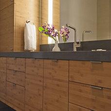 Modern Bathroom by R. D. Sherrill