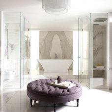 Contemporary Bathroom by Oliver Burns