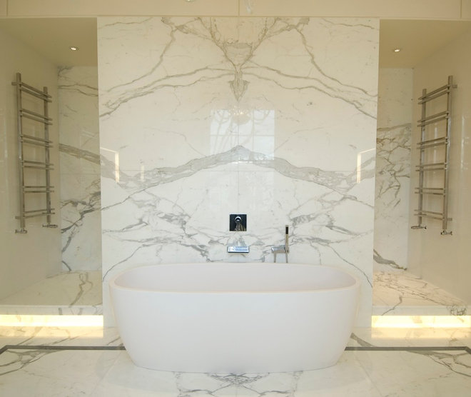 Contemporary Bathroom by Dig For Victory Limited