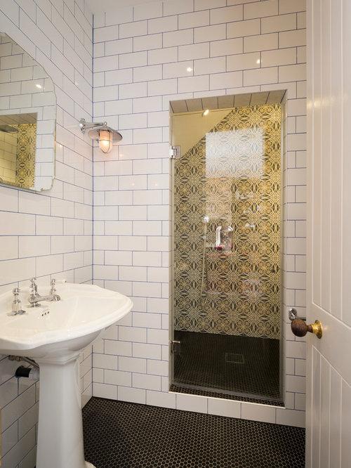 Super Best Tile Bathroom Shower Design Ideas Remodel Pictures Houzz Largest Home Design Picture Inspirations Pitcheantrous