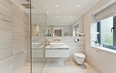 10 Tiny Bathrooms with a Huge Wow Factor