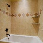 Classic Master Bathroom Vanity Traditional Bathroom