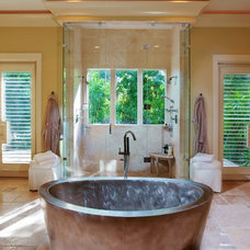 Contemporary Bathroom by tuthill architecture