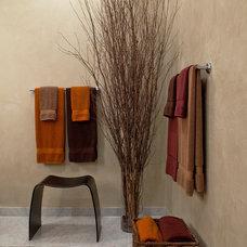 Traditional Bathroom by David Tisdale Design