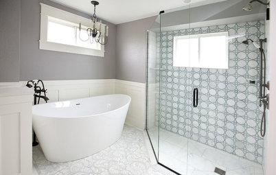 Bathroom of the Week: San Francisco Victorian Style in Colorado
