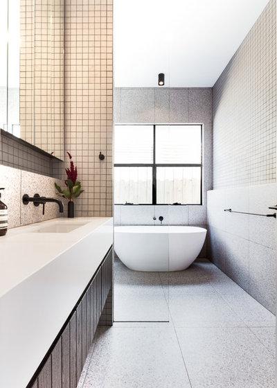 Contemporary Bathroom by AD DESIGN DEVELOP