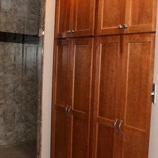 Traditional Bathroom by Mission Kitchen & Bath