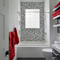 Contemporary Bathroom by Georgina Godin