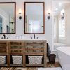 21 Stunning Vanities From Popular New Bathrooms