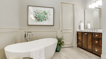 Star Creek, Frisco Luxury Bathroom Reconstruction and Remodeling Project