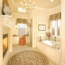 Transitional Bathroom by Scarlett Custom Homes & Remodeling