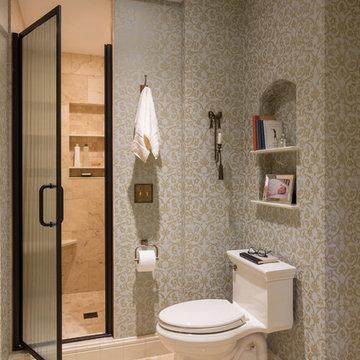 Stately Elegance - Master Bathroom Remodel