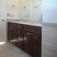traditional bathroom by Design Insight Inc.