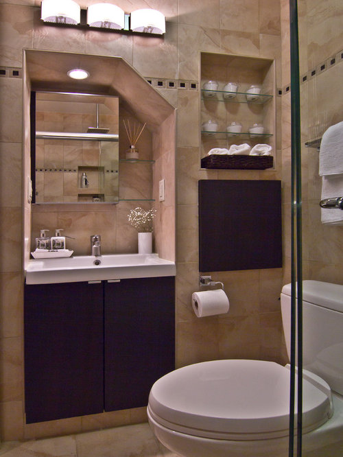 Recessed Vanity Houzz