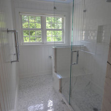 Traditional Bathroom by Billings Carpentry & Construction