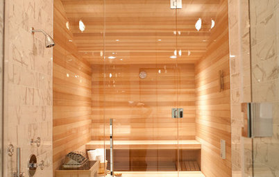 5 Hot Tips for Home Saunas