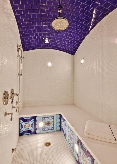 Klassisch Badezimmer by David Johnston Architects