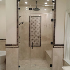 Steam Showers by Paragon Glass & Aluminum Corp
